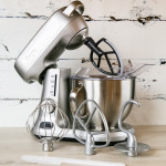 The Sage Scraper Mixer Pro - a high end, but very easy to use stand mixer