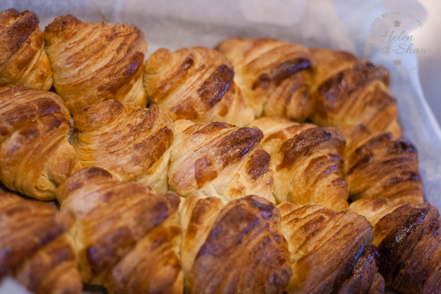 Classic French Buttery Croissants-2