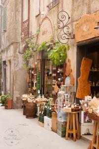 Scenes in Tuscany
