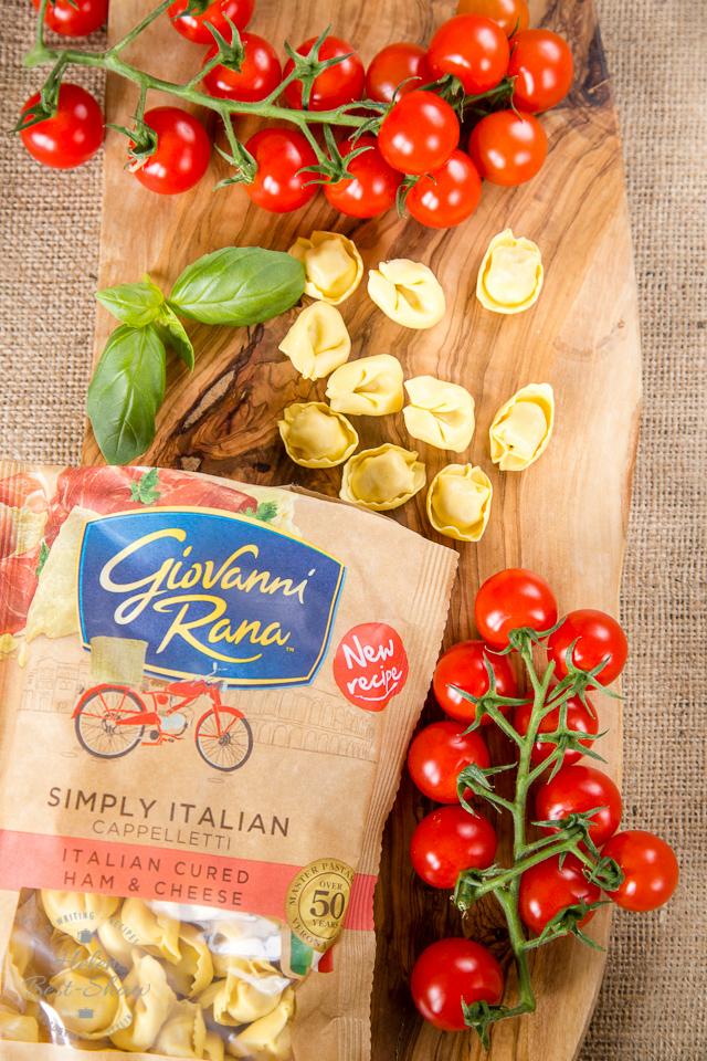 Giovanni Rana fresh pasta