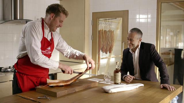Hansen & Lydersen smoked salmon
