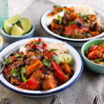 Brazilian Roasted Vegetable Feijoada