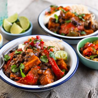 Brazilian Roasted Vegetable Feijoada {Gluten Free, Veg and Vegan}