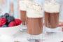 3 ingredient Horlicks Malted milk powder chocolate pots