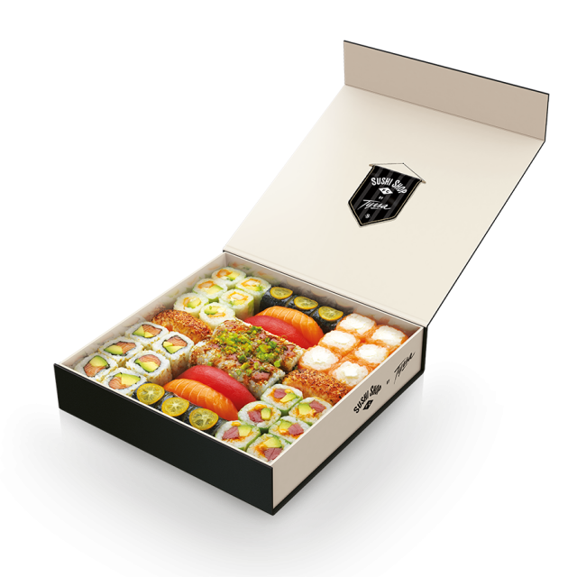 Sushi Shop Football Club Box