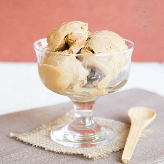 Cold Brew Coffee Ice Cream