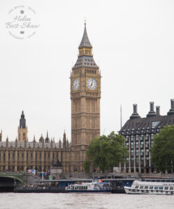 Cruise down The Thames - Embankment to Tower Bridge - The Houses of Parliament