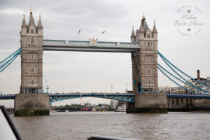 Cruise down The Thames - Embankment to Tower Bridge - Tower Bridge