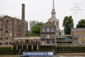 Cruise down the Thames Tower Bridge to Greenwich