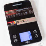 The Redmond smart scales make it easy to keep an eye on your diet - calories and nutrition.