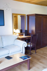 Room at Hotel Ranga, South Iceland