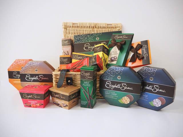 Win a hamper of Elizabeth Shaw chocolates