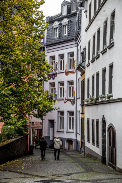 Kobblenz is situated where the Rhine meets the Moselle, the town has a 2,000 year history and is a delightful place to explore