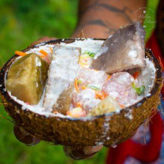 Tahitian Poisson Cru (Polynesian Ceviche)