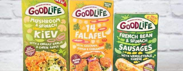 Review: Goodlife – Veggie Packed, Vegetarian Meals