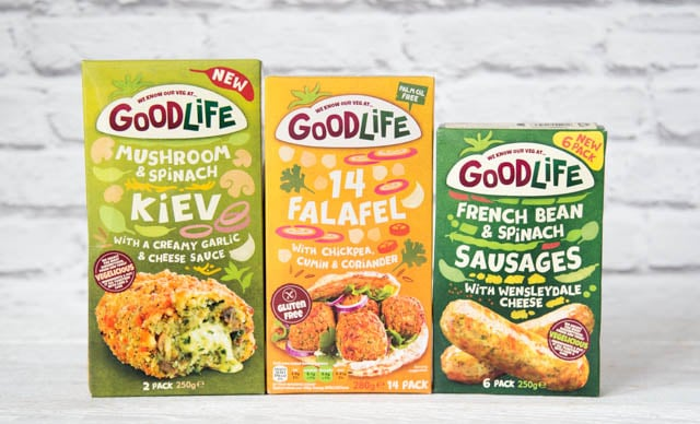 Review: Goodlife - Veggie Packed, Vegetarian Meals