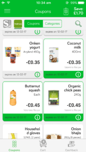 Save money every week on your groceries with GreenJinn