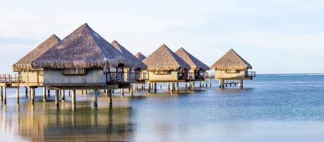 Le Meridien Tahiti - Overwater Bungalows