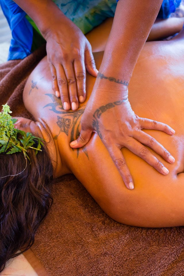 Polynesian Massage