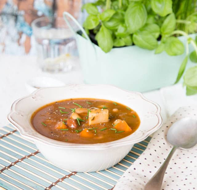 A delicious hearty soup from Baxters