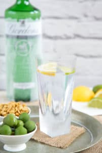 Tall and ice cold make for the perfect gin and tonic