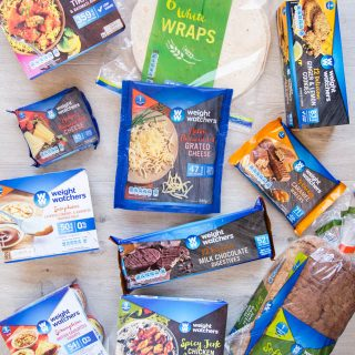 Weight Watchers Licensed Foods Review
