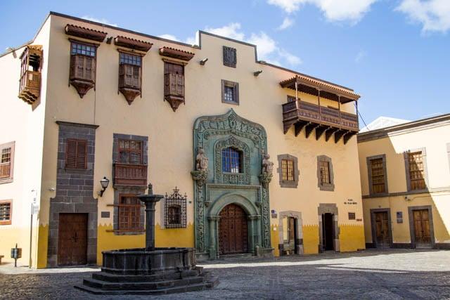 Casa Colon, Las Palmas, Gran Canaria