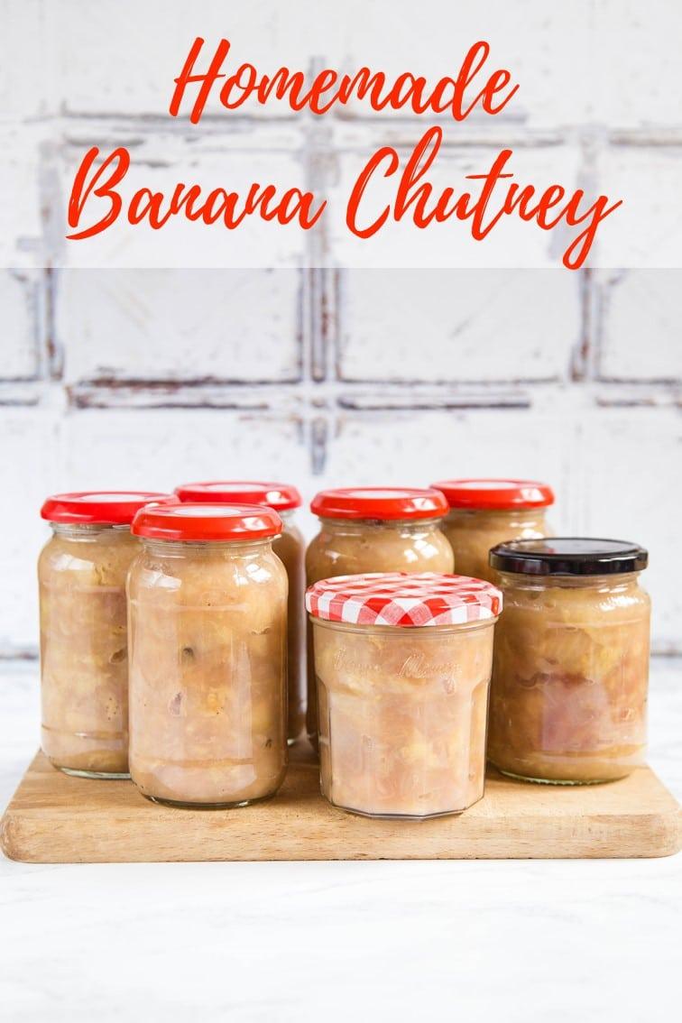 Banana Chutney Recipe Quick Easy And Delicious Vegan