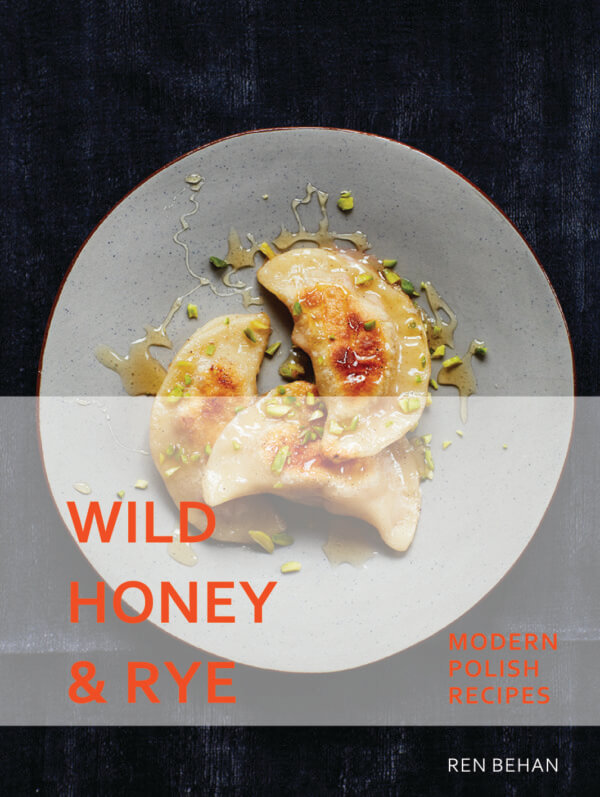 Wild Honey and Rye Cover