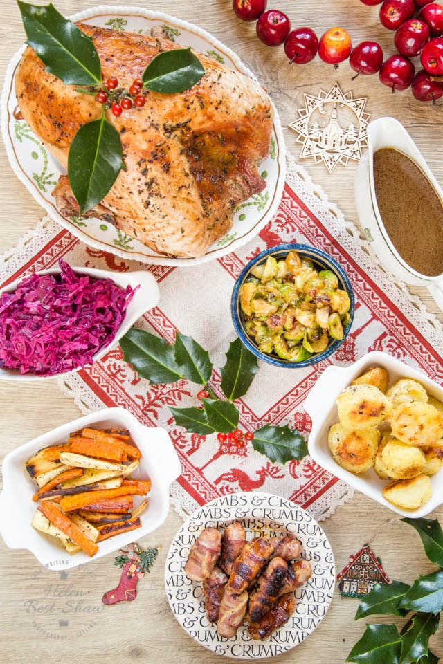A tasty and indulgent Christmas feast for four. Easy to make - all ingredients supplied in the Hello Fresh box