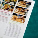 Hello Fresh Traditional Christmas Box recipe card