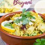 Chicken Biryani Easy