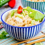 Instant Pot Chinese Rice (Pressure Cooker Chinese Rice).