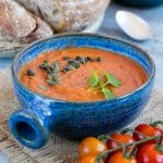 Easy Pressure Cooker Tomato Soup – Dump & Start
