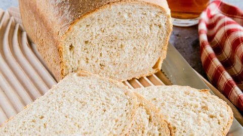Leftover Beer Bread