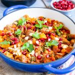 Leftover Lamb Tagine with Apricots Recipe