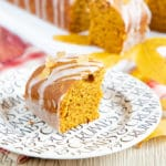 Easy Pumpkin Spice Cake (Vegan)
