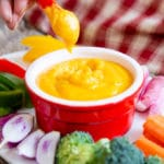 Seriously Easy Cheese Dip