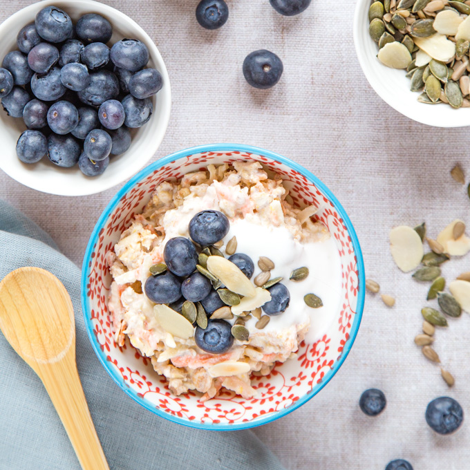 Easy Bircher Muesli Recipe A Quick And Healthy Fuss Free Start To The Day