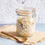 Easy Home Made Muesli (Alpen copycat)