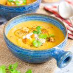 Easy Roasted Swede Soup (Rutabaga Soup)