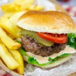 Easy Burger Sauce Recipe