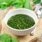 Homemade Mint Sauce