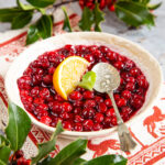 Easy Cranberry Orange Sauce