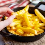Easy Cheesy Chips